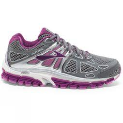 Brooks Womens Ariel 14 Smoked Pearl / Hollyhock / Violet