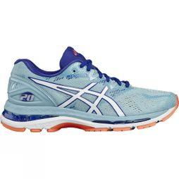 Asics Womens Gel-Nimbus 20 Porcelain Blue/White/Asics Blue