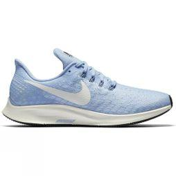 Nike Womens Air Zoom Pegasus 35 Aluminium/Sail-Black