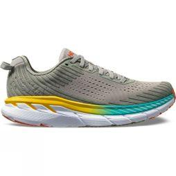 Hoka One One Womens Clifton 5 (Wide) Vapor Blue/Wrought Iron