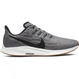 Nike Women's Air Zoom Pegasus 36 GUNSMOKE/OIL GREY-WHITE-GUM LIGHT BROWN