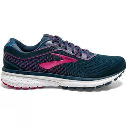 Brooks Women's Ghost 12 Majolica/Blue/Beetroot