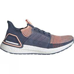 Adidas Women's Ultraboost 19 glow pink/tech ink/solar orange
