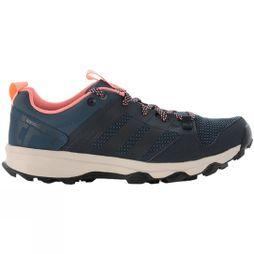 Adidas Women's Kanadia 7 Trail Mineral Blue / Night Navy