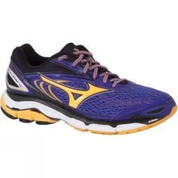 Mizuno Womens Wave Inspire 13 Liberty/Orange Pop/White