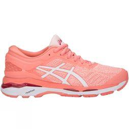 Asics Womens Gel Kayano 24 Seashell Pink/White/Begonia Pink
