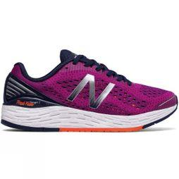 New Balance Womens Fresh Foam Vongo v2 Purple/Orange