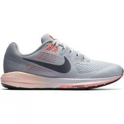 Nike Womens Air Zoom Structure 21 Wolf Grey/Dark Grey-Pure Platinum