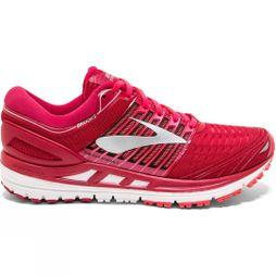 Brooks Womens Transcend 5 Pink/Pink/Silver