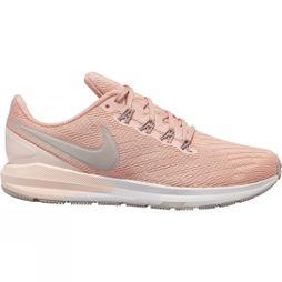 Nike Womens Air Zoom Structure 22 Pink Quartz/Pumice-Washed Coral