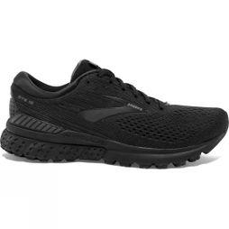 Brooks Womens Adrenaline GTS 19  Black/Ebony