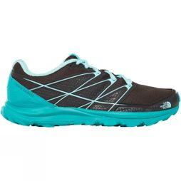 The North Face Womens Litewave Endurance Shoe TNF Black/Kokomo Green