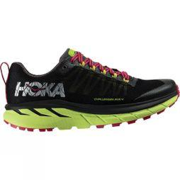 Hoka One One Womens Challenger ATR 4 Black / Sharp Green