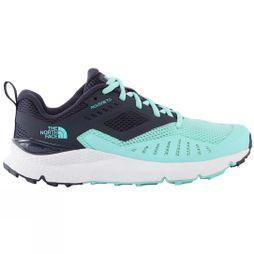 The North Face Womens Roverto Running Shoes Aqua Splash/Peacoat Navy