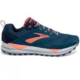 Brooks Women's Cascadia 14 Desert Flower/Navy/Grey