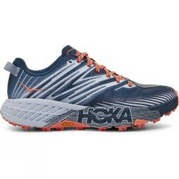 Hoka One One Womens Speedgoat 4 Majolica Blue/Heather