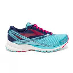 Brooks Women's Launch 4 Blue Radiance/Patriot Blue/Virtual Pink