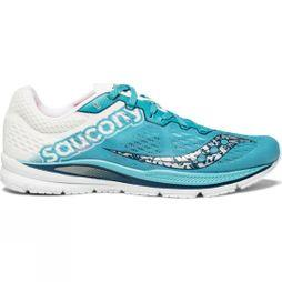 Saucony Womens Fastwitch 8 Teal/White