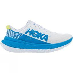 Hoka One One Women's Carbon X White/ Dresdeb
