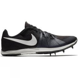 Nike Womens Zoom Rival XC Spike Black/Summit White-Oil Grey