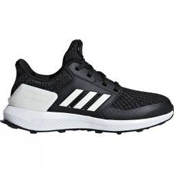 Adidas Kids RapidaRun Knit Shoes Core Black/Cloud White/Carbon