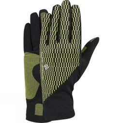 Ronhill Wind Block Glove Black/Fluo Yellow