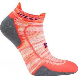 Hilly Lite Cushion Socklet Neon Candy/Nickel