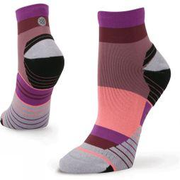 Womens Carb Quarter Sock