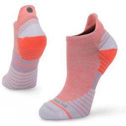 Womens Uncommon Solid Tab Socks