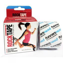 Rocktape 5cm x 5m Kinesiology Tape Roll Runners Need