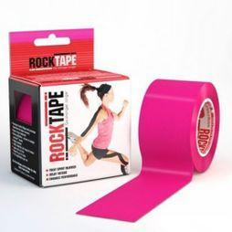 Rocktape 5cm x 5m Kinesiology Tape Roll Pink