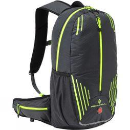 Ronhill Commuter 15L Rucksack Charcoal/Fluo Yellow