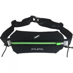 Single Neoprene Race Belt With Race Number Holder