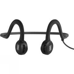 Aftershokz Sportz Titanium Headphones With Mic  Onyx