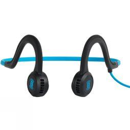 Aftershokz Sportz Titanium Headphones With Mic  Ocean