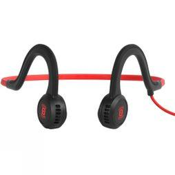 Aftershokz Sportz Titanium Headphones With Mic  Lava