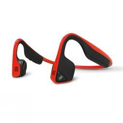 Aftershokz Trekz Titanium Headphones Red