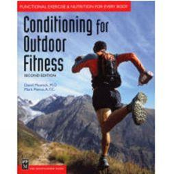 The Mountaineers Conditioning for outdoor fitness No Colour