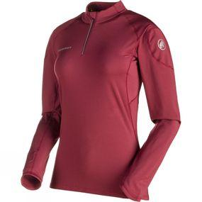 Womens MTR 141 Thermo Long Sleeve Zip Top