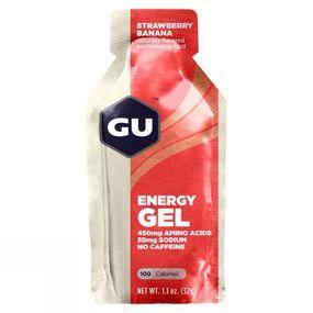 GU Energy Gel - Strawberry and Banana