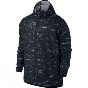 Men's Essential Hooded Running Jacket