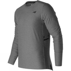 Mens N Transit Long Sleeve Top