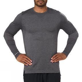 Mens Long-Sleeved Seamless Top