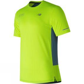 Mens NB Ice 2.0 Short Sleeve London Edition T-Shirt