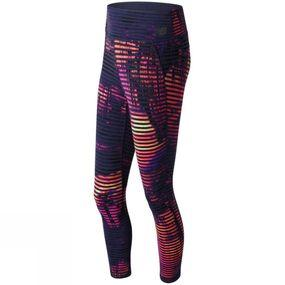 Womens Premium Performance ¾ Crop Print Tights