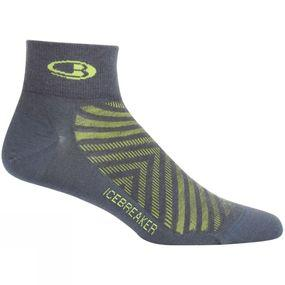 Mens Run+ Ultra Light Mini Sock