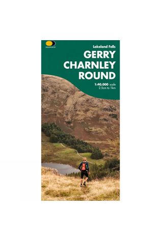 Gerry Charnley Round Map 1:40K