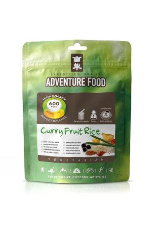 Adventure Food Curry with Fruit & Rice No Colour