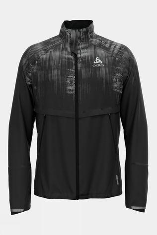 Odlo Men's Zeroweight Pro Warm Reflect Jacket Black Reflective