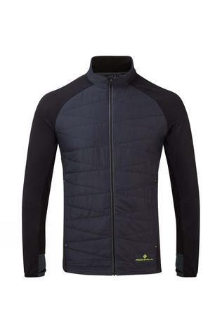 Ronhill Men's Tech Hybrid Jacket Charcoal/Black